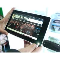 Quality 3G WCDMA 7 Inch Touchpad Tablet PC with HDMI 1080P MTK Chip 1G / 8G Bluetooth 2G GSM for sale