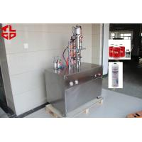 Quality Pneumatic HFC-134A Gas Refrigerant Filling Machine Semi Automatic Easy Operation for sale