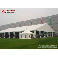 Quality Multifunctional White Marquee Tent For 2500 People Seater Guest Event Parties for sale