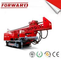 Quality 1500m Deep Hole Multifunction Hydraulic Water Well Drilling Equipment TDR-50 for sale