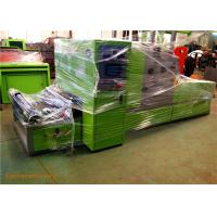 Buy Full automatic Household Aluminum Foil Rewinding Machine with 25N.M Unloading magnetic power brake at wholesale prices