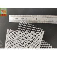 Quality Plastic Flat Mesh , HDPE Chicken Netting , Plastic Poultry Netting , Diamond Hole , 1 Meter High for sale