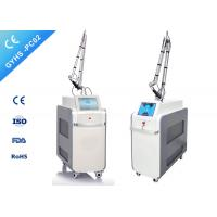 Quality 10.4 Touch Screen Nd Yag Laser Hair Removal Machine 1064nm 1-10mm Spot Diameter for sale