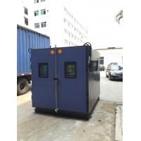 Quality High Efficient Climatic Test Chamber With Non Linear Fast Temperature Change Rate for sale