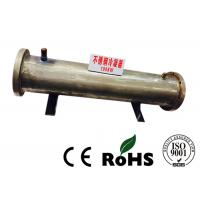 Quality Petrochemical Industry Stainless Steel Condenser Red Copper Tube Material for sale