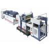 Buy cheap 30kw Flexo Paper UV Coating Machine 4000 Sheets / Hour , Uv Varnish Machine from wholesalers