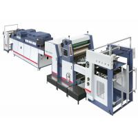 Buy cheap Dustproof Automatic Spot Uv Varnish Machine For Paper UV Coating 30kw from wholesalers