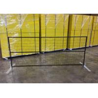 Quality Temporary Fence Hot Dipped Galvanized After Weld Available 1800mm X 2400mm ,2100mm X 2400mm for sale