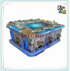 Quality Popular Free Birds shooting arcade gambling casino game machine for sale