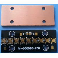 Quality 2 Layer 1OZ Copper Clad PCB Board , Copper PCB Sheet ENIG Thermoelectric Separation Processed for sale