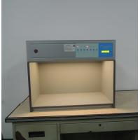 Quality Textile Testing Equipment 5 Light Source Color Assessment Cabinet For Textile / Paper Printing Industries for sale