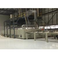 Buy Finishing Heat Setting Stenter Horizontal Chain Textile Stenter Machine Customized at wholesale prices