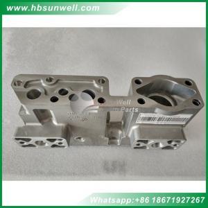 Quality 31027743335512 Cummins engine ISM QSM11 Lubricating Oil Filter Head for sale