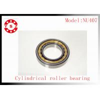 Quality NU407 Cylindrical  Roller Bearings GCr15 Stainless Steel Origin Z1V1 Z2V2 for sale