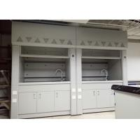 Buy cheap All Steel Laboratory  Fume  Hoods for Expoxy Resin  Worktop Resistance to The Strongest Corrosion , Acid and Alkali from wholesalers