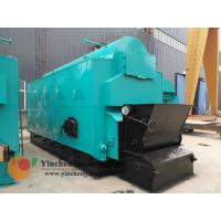 Buy 1-20 T/H Wood Biomass Fired Steam Boiler , Chain Grate Stoker Boiler at wholesale prices