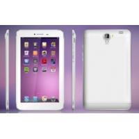 Quality Android 4.2 Jellybean System 7 Inch Tablet PC Quad Core CPU WCDMA 3G Call Function for sale