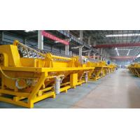 Quality Mineral Slurry Dewatering Machine 30m3 Ceramic Vacuum Filter For Mine Wastewater Treatment for sale