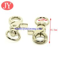 Quality Factory price snap hooks key ring hook snap hook with key rings for sale