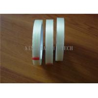 Quality 0.185mm Thermal Insulation / Electrical Insulating Materials Fiberglass Adhesive Tape for sale
