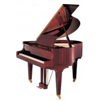 Buy 166cm Polished Acoustic Grand Piano Concert Pianos with Hydraulic Descent Device at wholesale prices