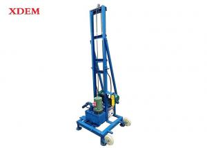 Quality Portable 2.5kw 80m Well Drilling Machine For Farm Irrigation for sale