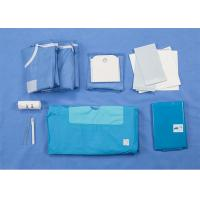 Quality SMS Disposable Sterile Knee Arthroscopy Pack Standard Customized Size for sale