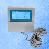 Quality White Solar Thermal Controller , Solar Heating Controller For Split Pressurized Solar Water Heater for sale