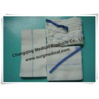 Quality Absorbent Surgery MedicalGauze Laparotomy Sponges Excelllet for Fluid Bleeding Control for sale