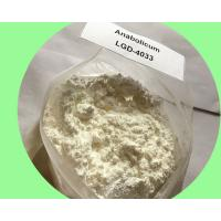 Quality Sarms Powder Androgen Receptors LGD-4033 with Discreet Package for sale