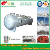 Quality Waste heat boiler mud drum ORL Power for sale