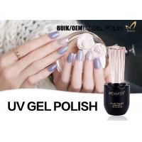 Buy Durable Three Step Gel Fingernail Polish , 1KG Bulk Soak Off Gel Nail Polish at wholesale prices