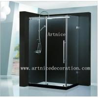 Quality tempered glass for shower room, shower room tempered glass screen,shower cabin,shower room with sliding door for sale