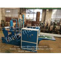 Buy Automatic Foil Sheet Making Equipment for Food / Pop Up Foil Sheet Folding Machine at wholesale prices