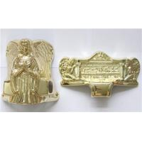 Quality Modern Casket Hardware Corner Coffin Accessories Ark Angel Funeral Fitting for sale