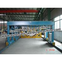 Quality Automatically Submerged Arc Gantry Welding Machine Of H Beam for sale