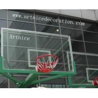 Quality Tempered glass for basketball board, toughened glass for basketball board, basketball tempered glass board for sale