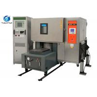 Quality Hot Cold Resistance Climatic Test Chamber With Horizontal Vibration Table for sale