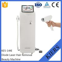 Quality Freezing Painless Face Hair Removal Machine , Hair Removal Machine For Female for sale