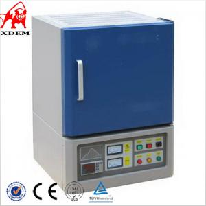 Quality 1400C Degree High Temperature Furnace With PID Auto Controller For Laboratory for sale