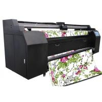 Quality 1.8M Digital Sublimation Printing Machine / Flag Printer Machine for sale