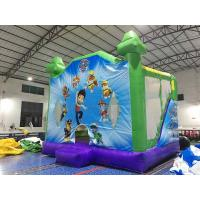 Quality Commercial Home Use  Inflatable Bouncy Castle , Inflatable Bouncer House Jump House With Slide for sale