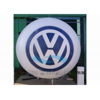 Quality Advertising Digital Printing Branded Balloons For Trade Show / Promotion for sale