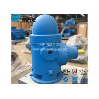 Quality Emergency Fire Fighting Pump Parts Cast Iron Gear Case NFPA20 Standard For Industrial for sale