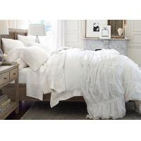 Buy Twin / Queen / King Home Goods Bedding Sets , Cotton Voile Hotel Luxury Bedding at wholesale prices