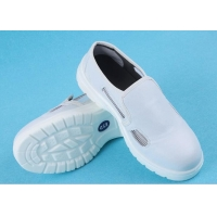 Quality Side Open 290mm Four Mesh Side Open SPU Esd Shoes Breathable for sale