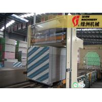 Quality PLC Control Automatic Gypsum Board Packing Machine 15m/Min Speed for sale