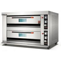 Quality Electric Deck Oven 2 Deck 4 Trays All S/S FMX-O120B for sale