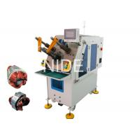 Buy Automatic Stator Winding Coil & Wedge Inserting Machine With PLC control at wholesale prices