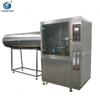 China Custom Stainless steel Ipx3 Ipx4 Ipx5 Ipx6 Water spray resistance test chamber on sale